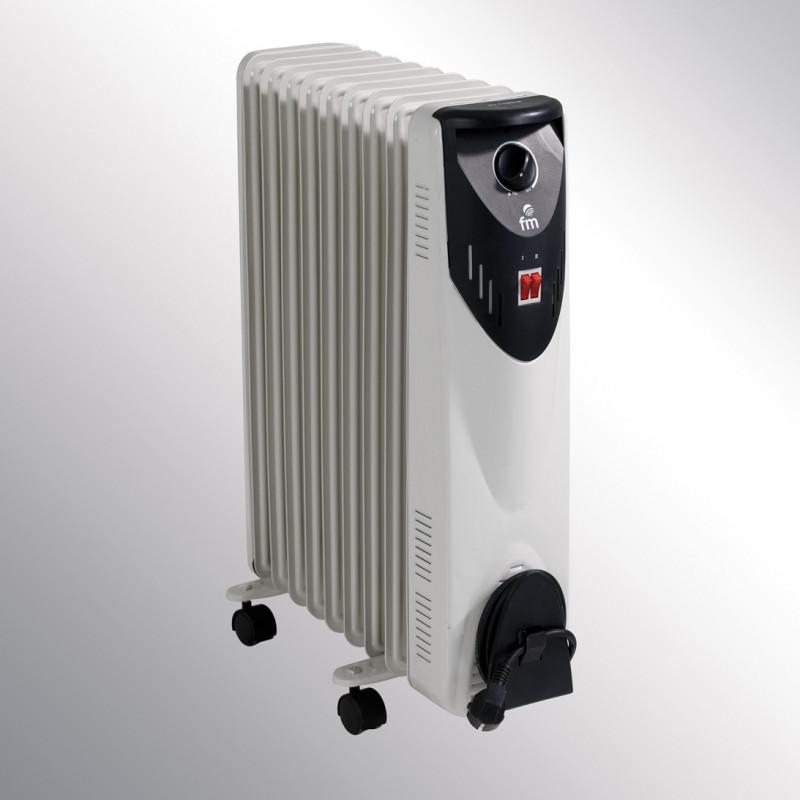 Radiador aceite FM RW-20 9 elementos