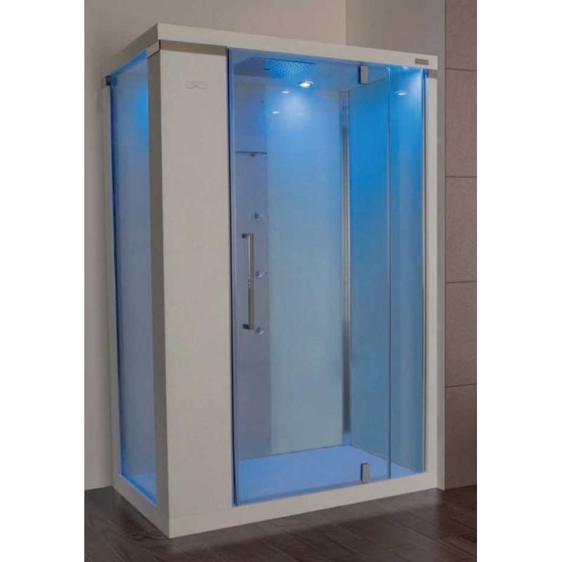 Cabina ducha hidrosauna infinity 140x80 climabit - Cabinas de ducha precios ...