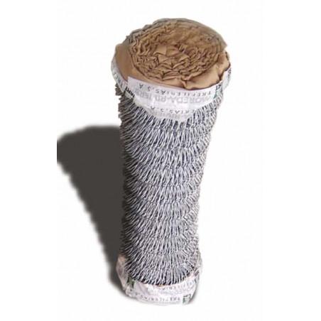 Enrejado simple torsión 14x50 galvanizado