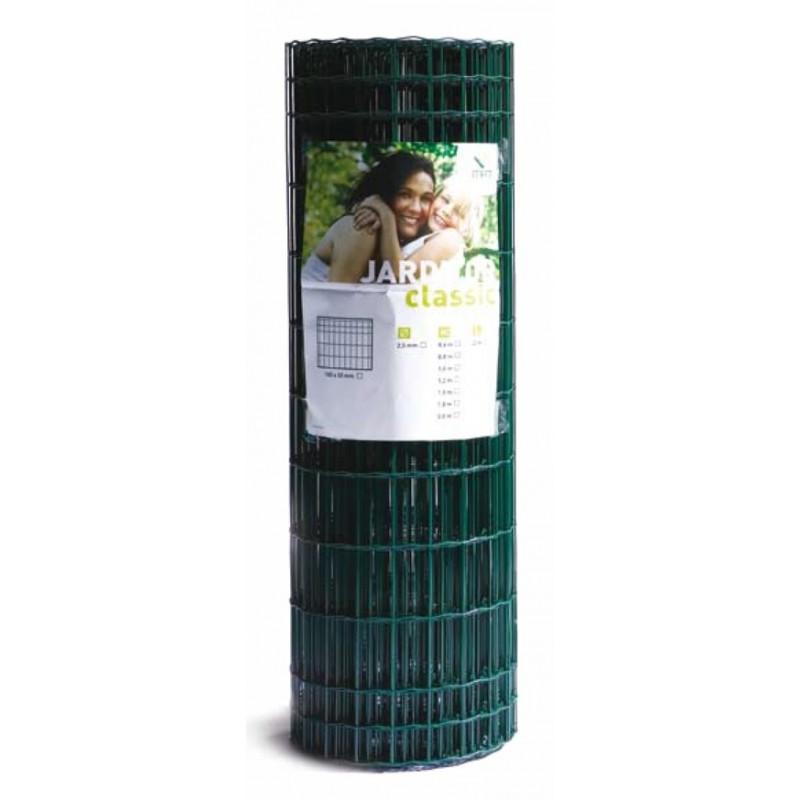 Enrejado Jarditor plastificado verde
