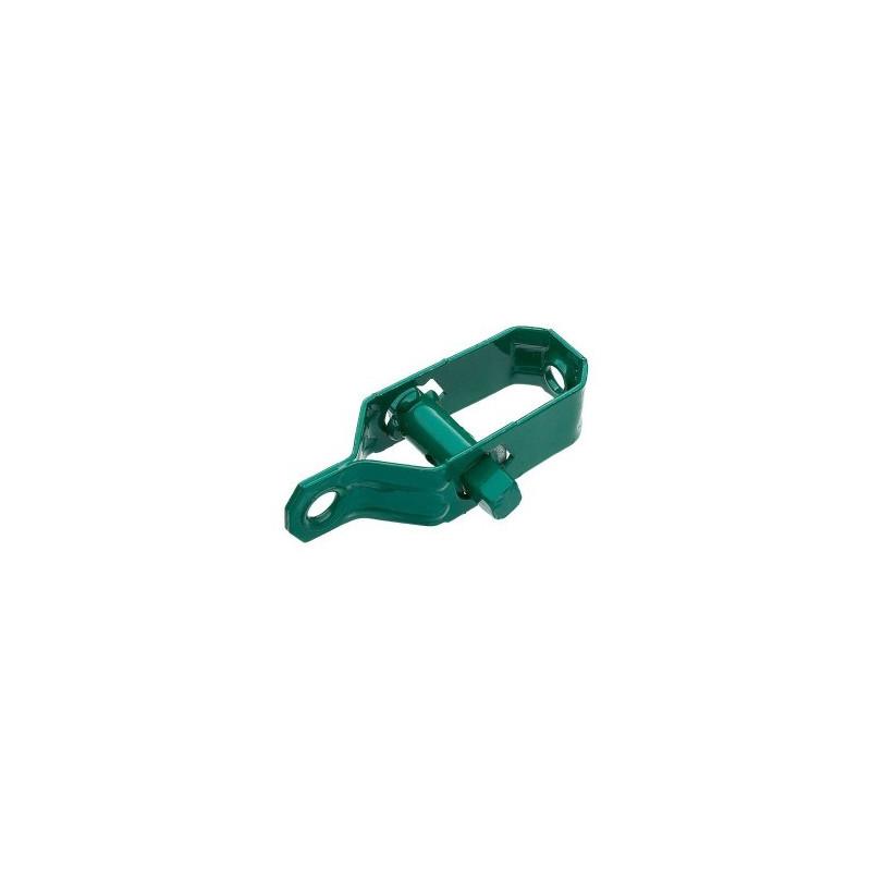 Tensor alambre verde 85x30