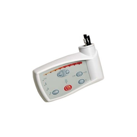Resistencia con termostato electrónico EHD 400 W.