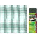 Malla plástica cuadrada Balconet 5x5 - Rollo 25 mt.