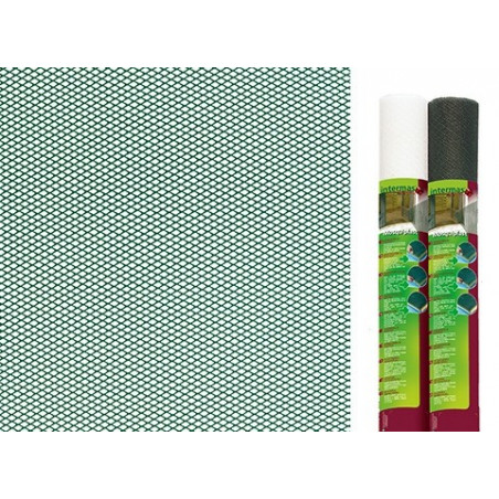 Malla Plástica Mosquitera 1x50 mt.