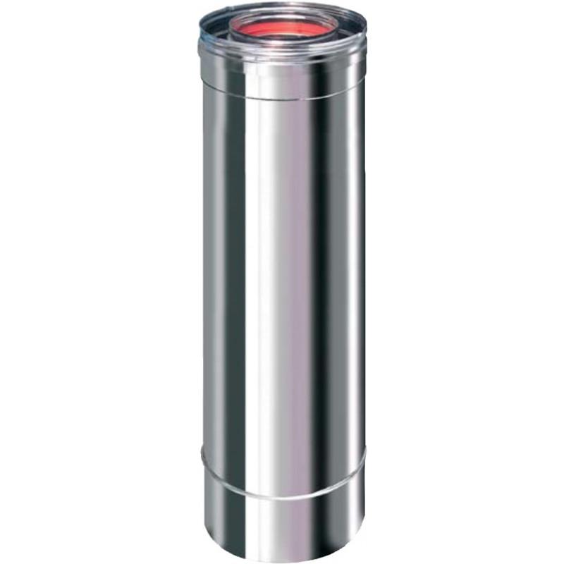 Tubo Extensible Inox Concéntrico 80-125