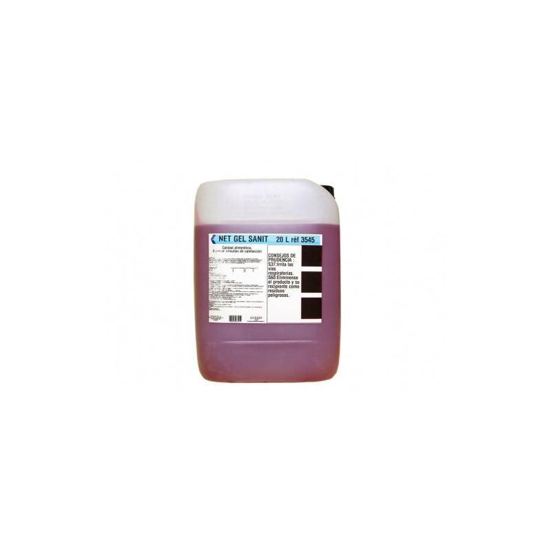 Anticongelante NET GEL SANIT 20 Lt.