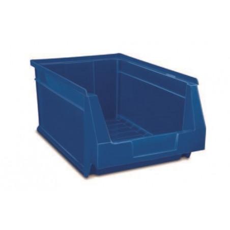 Gaveta apilable 336x216x155 Azul