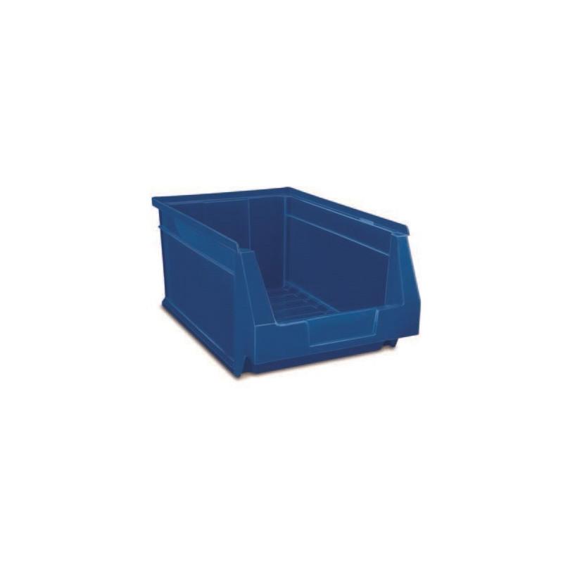 Gaveta apilable 500x303x200 Azul