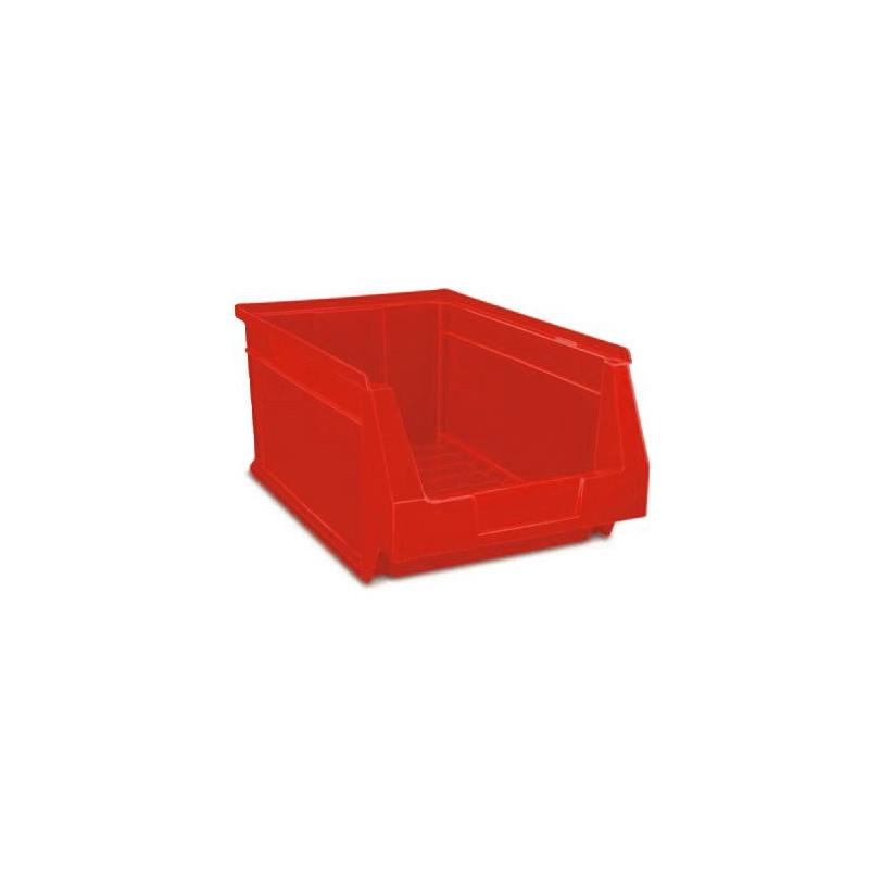 Gaveta apilable 500x303x200 Roja