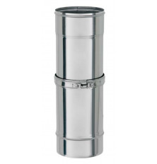 Tubo Extensible Inox Simple Pared 256-456 mm.