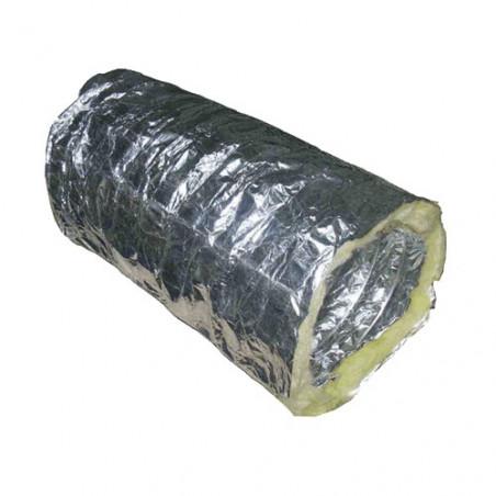 Tubo aluminio Flexible Aislado