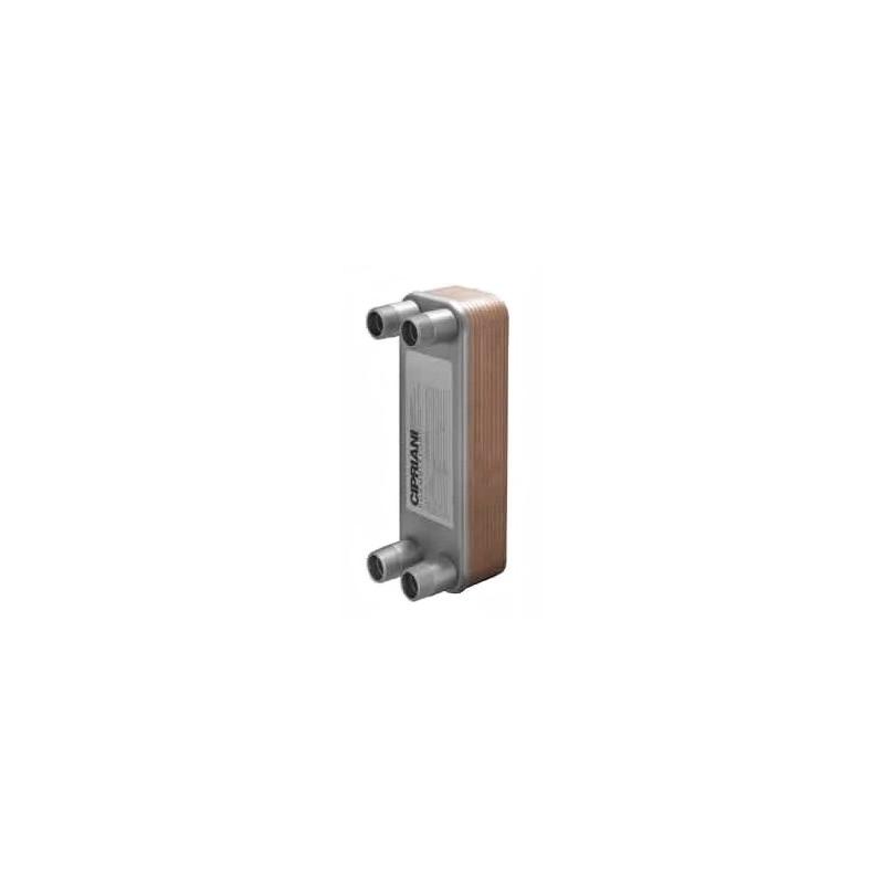 Intercambiador Cipriani 2A14 - 10 Placas
