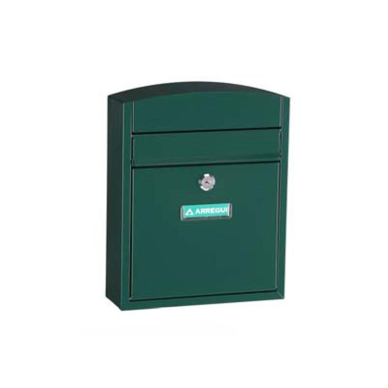 Buzón Compact E-5733 Acero Verde