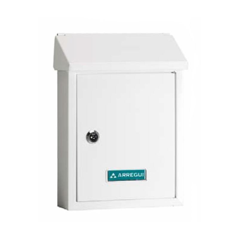 Buzón Recogecartas Smart E-5721 Acero Blanco
