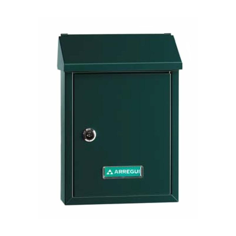 Buzón Recogecartas Smart E-5723 Acero Verde