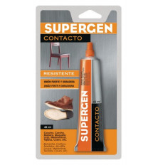 Cola Contacto Supergen tubo 40 ML.