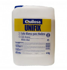 Cola Blanca Madera Unifix M-54 6 Kg.