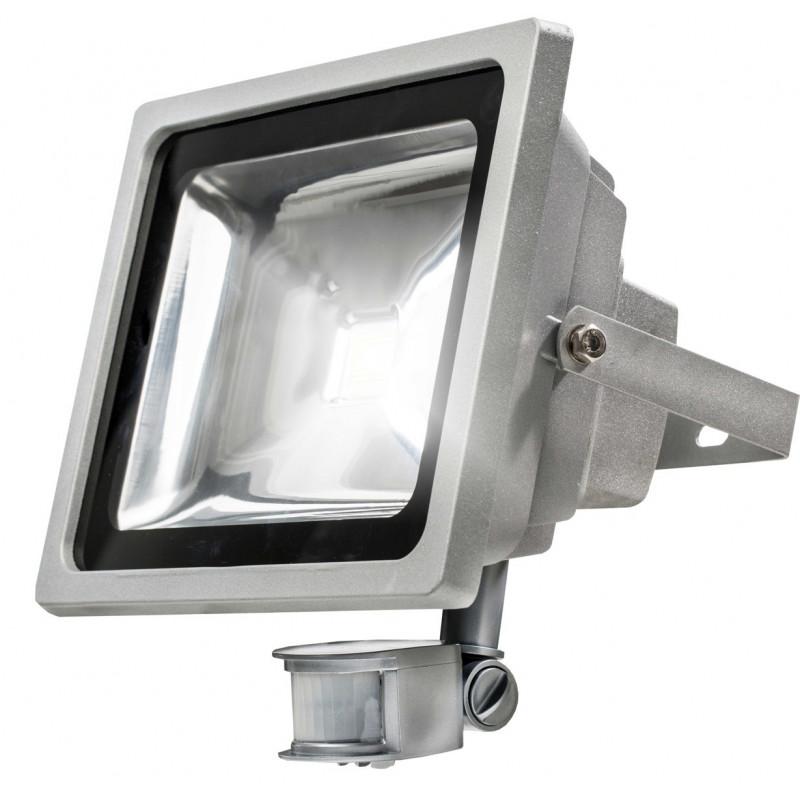 Foco LED 50 W - 3500 Lúmenes c/Detector