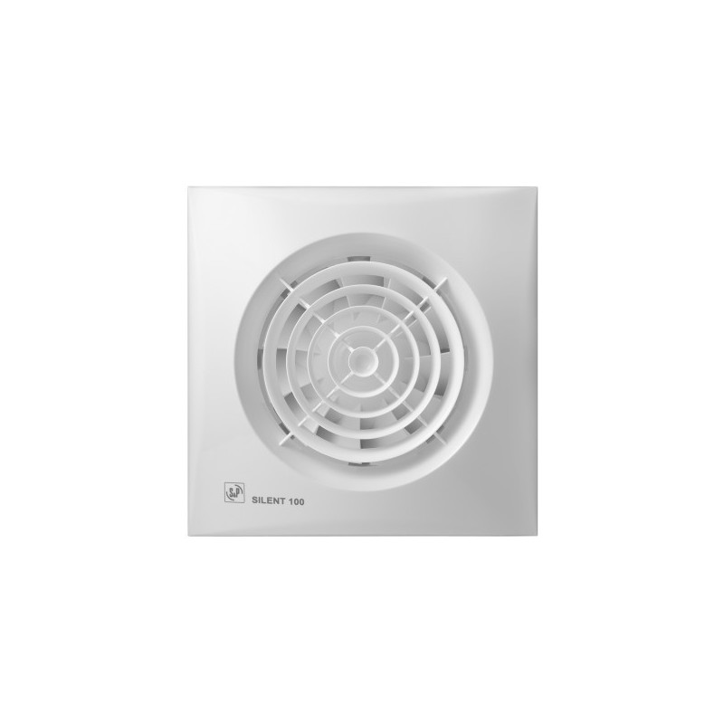 Extractor helicoidal SILENT-100 CHZ