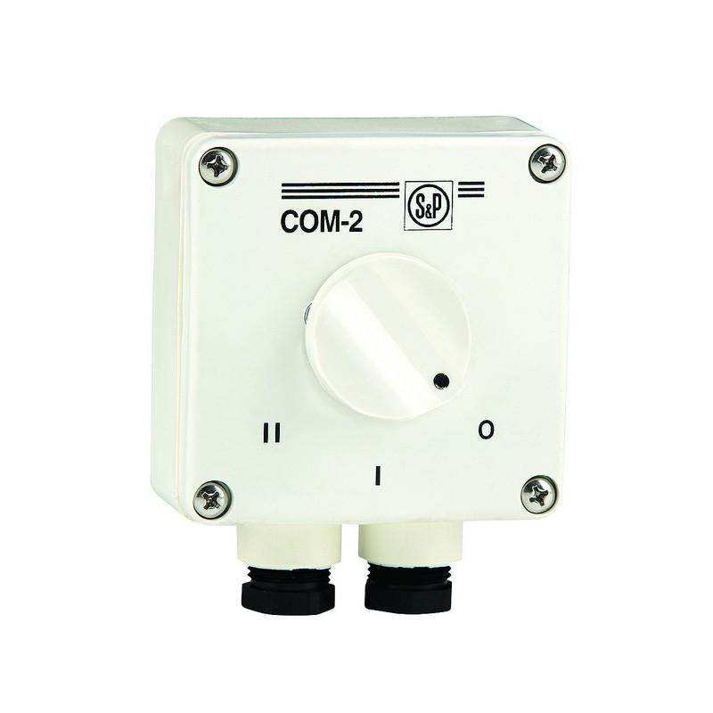 Selector 2 velocidades COM-2