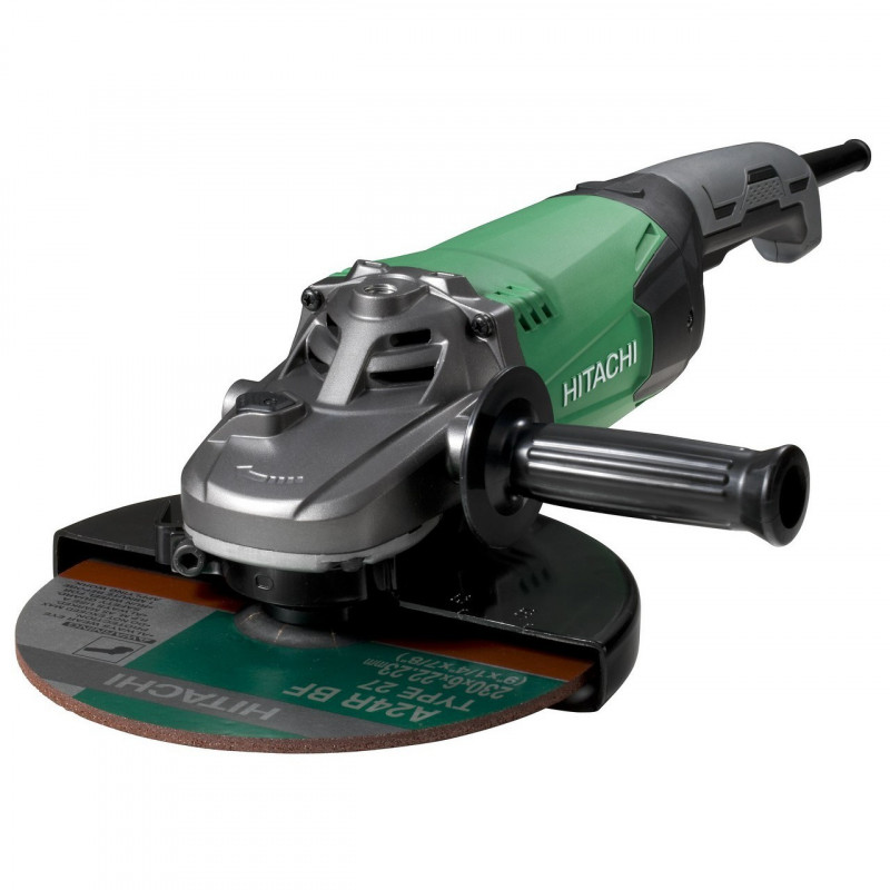 Amoladora Hitachi G23SW 230mm.
