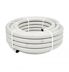 Tubo PVC Flexible 20x25 Blanco