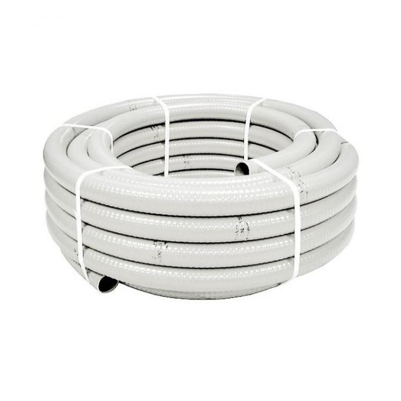 Tubo PVC Flexible 26x32 Blanco