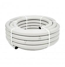 Tubo PVC Flexible 34x40 Blanco