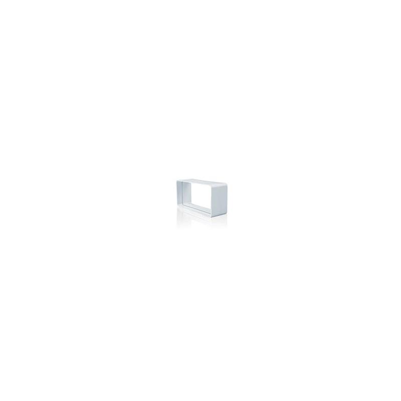 Empalme Rectangular 150x75