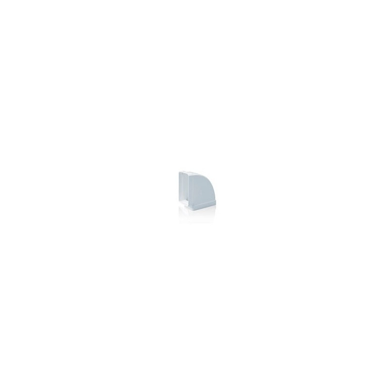 Codo Rectangular Horizontal 90º 150x75