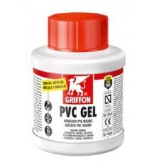 Adhesivo PVC Rígido GRIFFON PVC GEL 250 ML.
