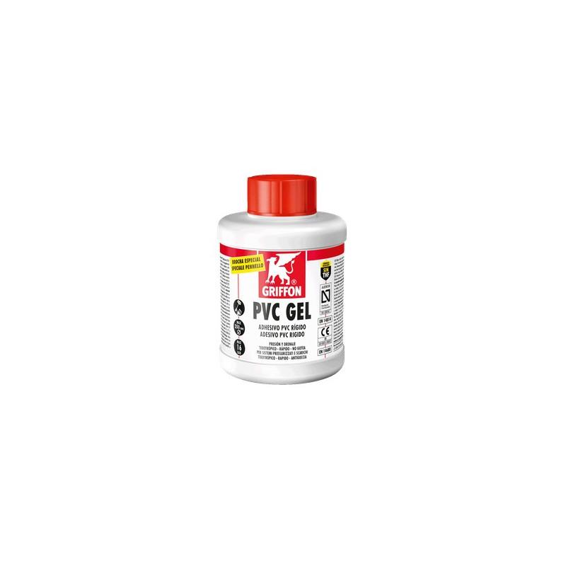 Adhesivo pvc r gido griffon pvc gel 500 ml - Radiadores de gel ...