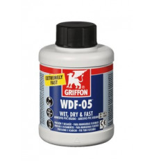 Adhesivo PVC Flexible GRIFFON WDF-05 500 ML.