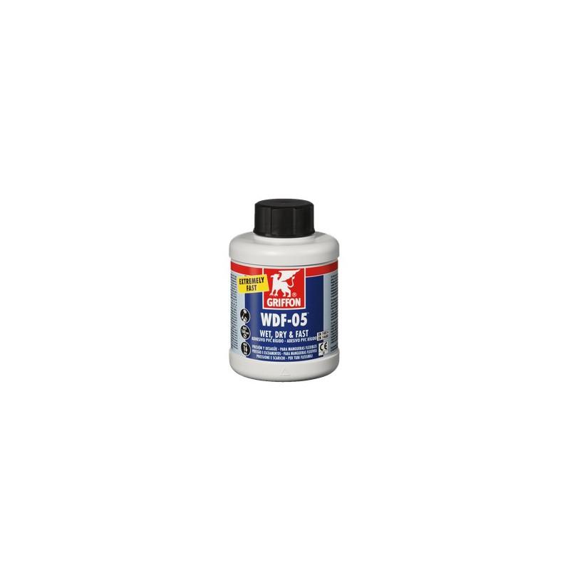 Adhesivo PVC Flexible GRIFFON WDF-05 500 ML.