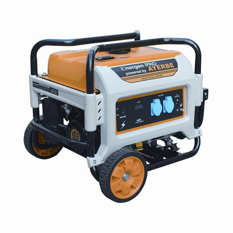 Generador Gasolina Ayerbe ENER-GEN PRO 3500