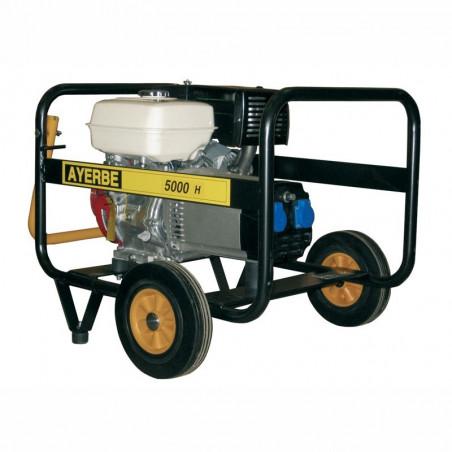 Generador Gasolina Ayerbe AY-5000 H MN