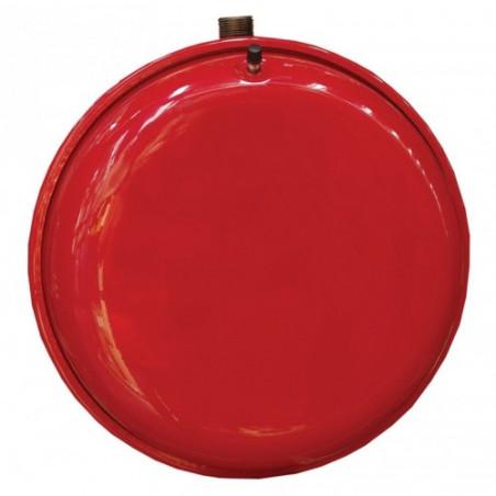 Vaso expansión Caldera 10 Lt. Circular 385 mm.