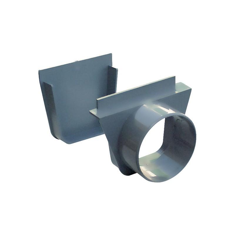 Complemento Canal PVC Tapa 247 Salida 110