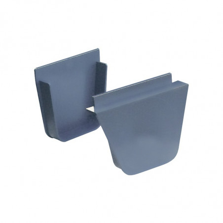 Complemento Canal PVC Tapa 17
