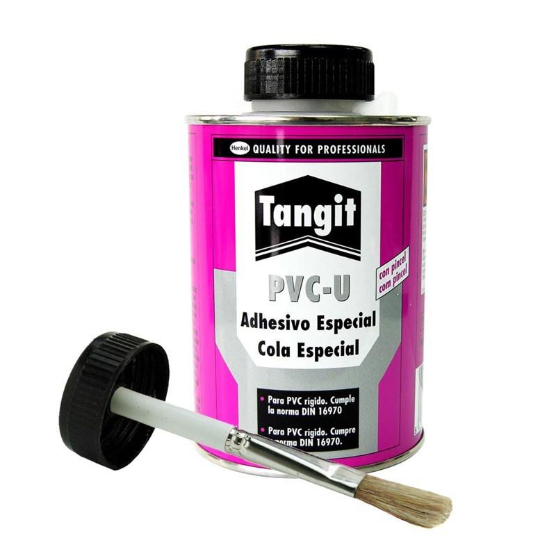 Adhesivo PVC TANGIT Lata 250 Gr.