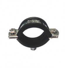 Abrazadera Isofónica Inox M8 - 18 mm.