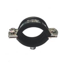 Abrazadera Isofónica Inox M8 - 28 mm.
