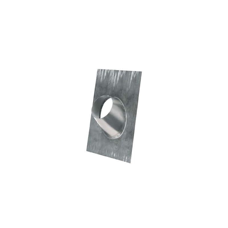 Cubrechimeneas 0º a 45º Inox/Inox Doble Pared
