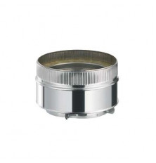 Adaptador caldera Inox/Inox Doble Pared