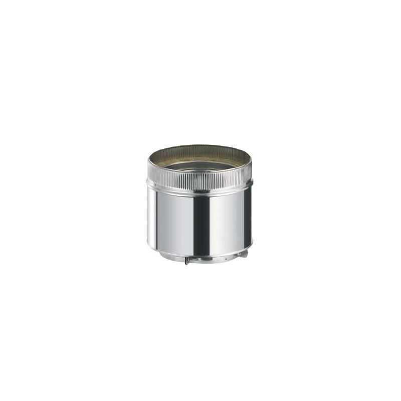Ampliación Caldera a Tubo Inox 316L D.Pared 175-200