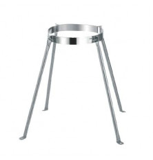 Soporte base Inox/Inox Doble Pared