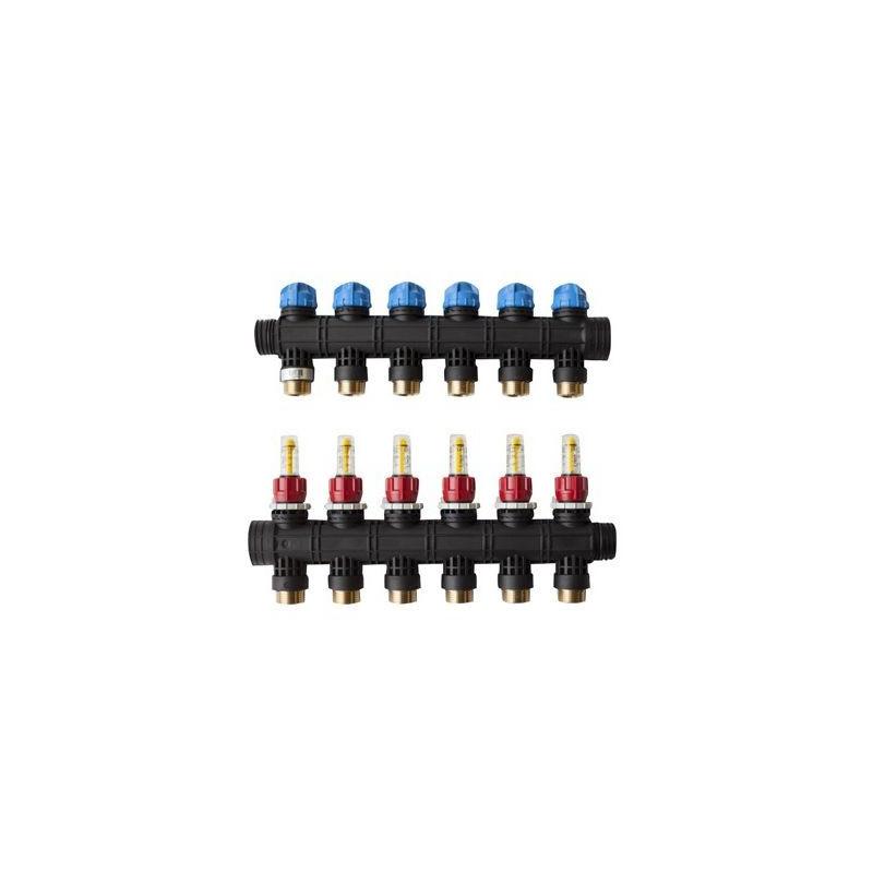Kit Colector Compact 6 Salidas