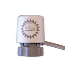 Cabezal Electrotérmico TSA-03 230 V con micro