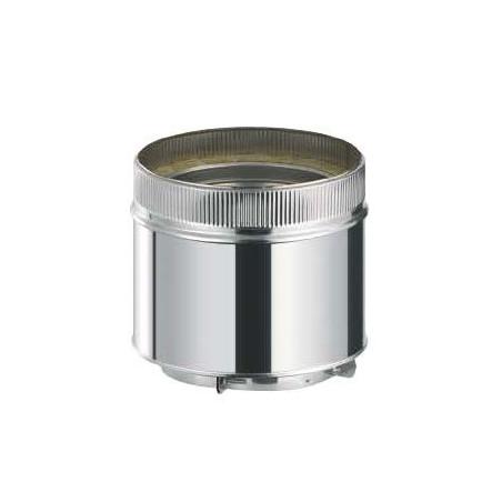 Ampliación Caldera a Tubo Inox 316L D.Pared 125-150