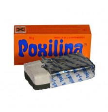 Masilla POXILINA 2 Componentes 250 Gr.